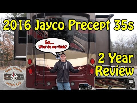 2 Year RV Owner Review - 2016 Jayco Precept 35s - YouTube