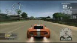 Classic Game Room - RIDGE RACER 7 for PS3 review