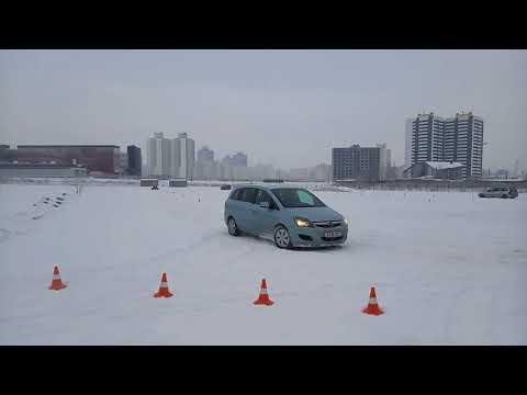 Зимнее вождение 11.02.18