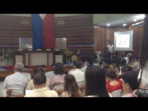 Oath Taking June 30, 2016 Prosperidad, Agusan Del Sur