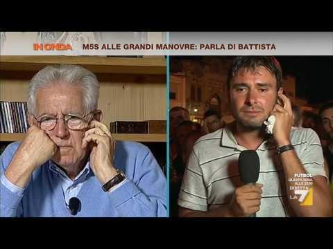 Di Battista vs Monti: Ha fatto gli...