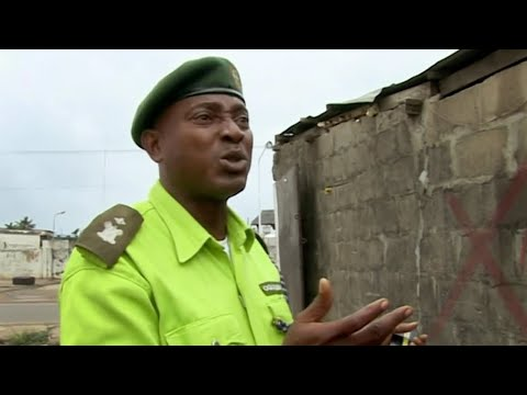 Law Enforcement In Lagos - Louis Theroux: Law And Disorder In Lagos - BBC