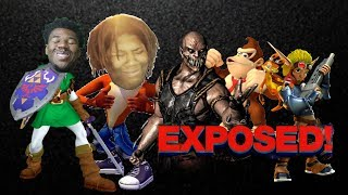 Video Game Characters: ROASTED 🔥🔥🔥 Ft Stondie