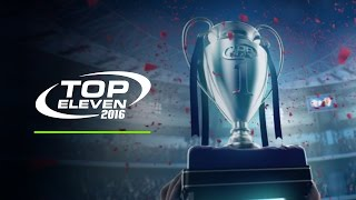 Top Eleven | Be A Football Manager | Brand NEW Trailer