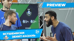 Битва за плей-офф!   Превью. «Ястшембски» - «Зенит-Казань»   Preview. Jastrzebski - Zenit-Kazan
