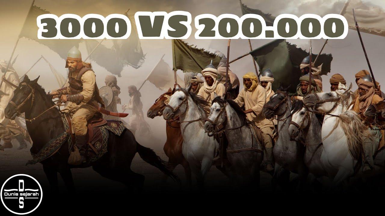 Kisah Pertempuran Mu'tah | Dunia Sejarah