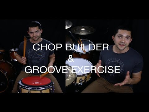 Transform Rudiments Into Saucy Grooves! Drum Lesson with Eric Fisher