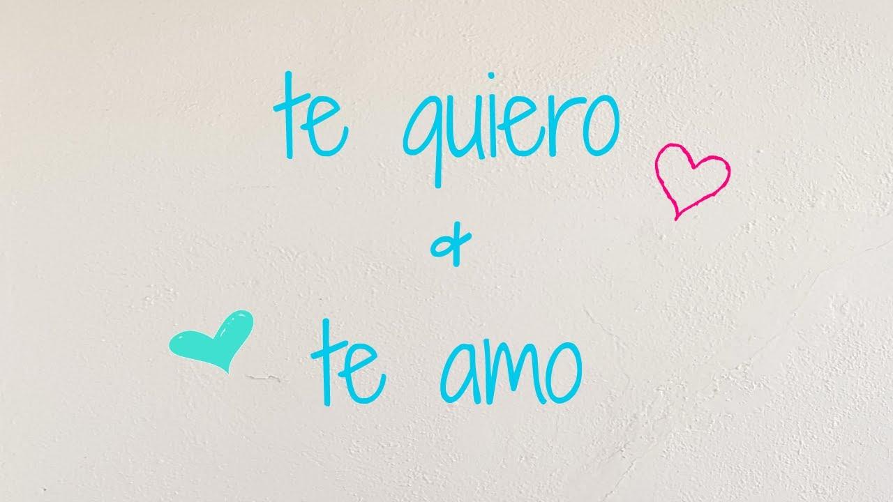 i love you in spanish - 1280×720