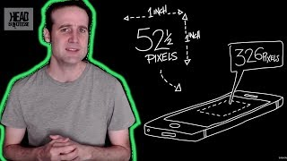 Pixel wars: iPhone vs 4K vs HD - Number Hub (Ep 9) - Head Squeeze