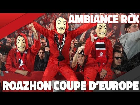 AMBIANCE RCK | ROAZHON COUPE D'EUROPE | RENNES - MONTPELLIER [1-1]