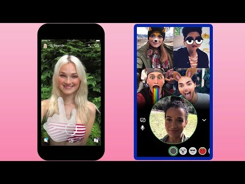 Snapchat Announces Group Video Chat & Other COOL New Features