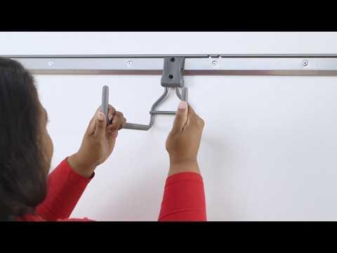 Utility Wide Ladder Hook