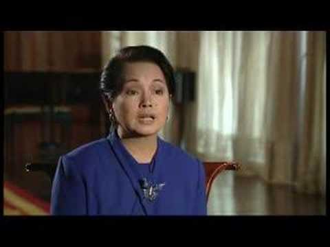 Talk to Al Jazeera - President Arroyo - 29 Jan 07 - Part 1