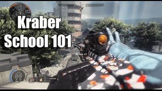 How to use the Kraber Sniper Rifle - Titanfall 2