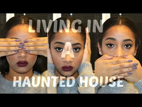 Story Time | I Lived In A Haunted House | With Pictures !