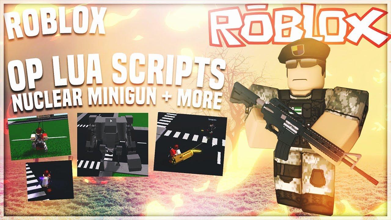 Roblox Lua Scripts Gun
