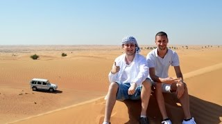 Dubai - G-Class Desert Safari - Burj Khalifa - Atlantis water park - GoPro Hero Holiday