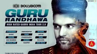 High Rated Gabru India Tour 2.0 Guru Randhawa