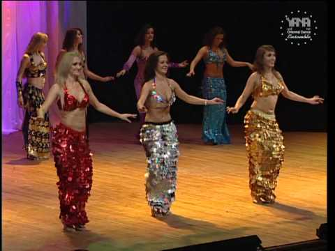 """YANA and her Oriental Dance Ensemble"" TABLA STORY"