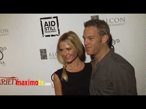 """Vanessa Branch at Aid Still Required """"Big Easy Juke Joint"""" Event Arrivals"""