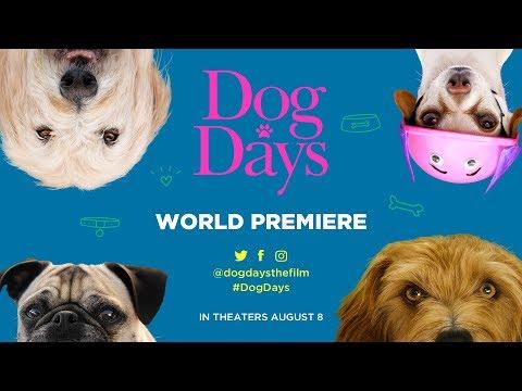 DOG DAYS WORLD PREMIERE LIVESTREAM