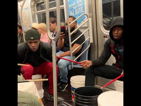 JT - Having a Little Fun on the Morning Commute