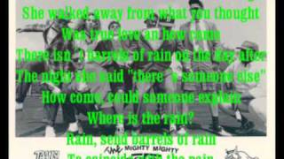 The Mighty Mighty Bosstones - You´re chasing the sun away (with lyrics)