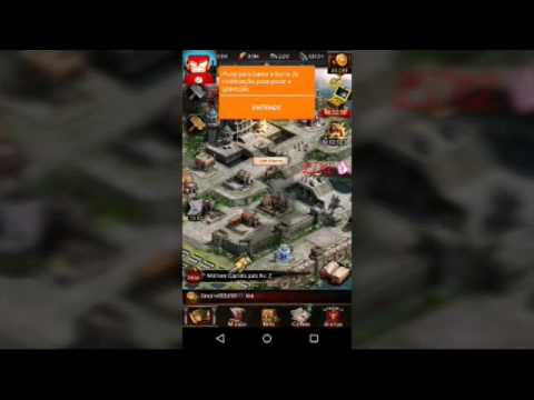 (Clash Of Kings) Mod APK Infinito ,  APK LINK👇