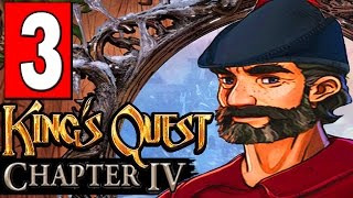 King's Quest Chapter 4 Snow Place Like Home Part 3 ALL ICE PALACE ROOM PUZZLES