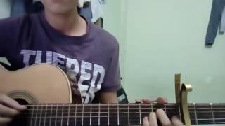 (OnlyC) Giá như anh lặng im guitar cover...