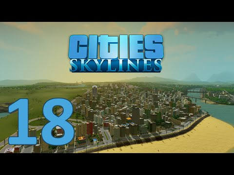 Let's Play Cities Skylines [Part 18] Stau in Dresden