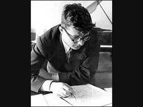 Shostakovich - Piano Concerto No. 2: II. Andante