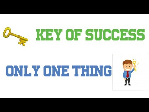 How to Achieve Success in Life / The One Thing By Gary Keller (urdu/hindi)