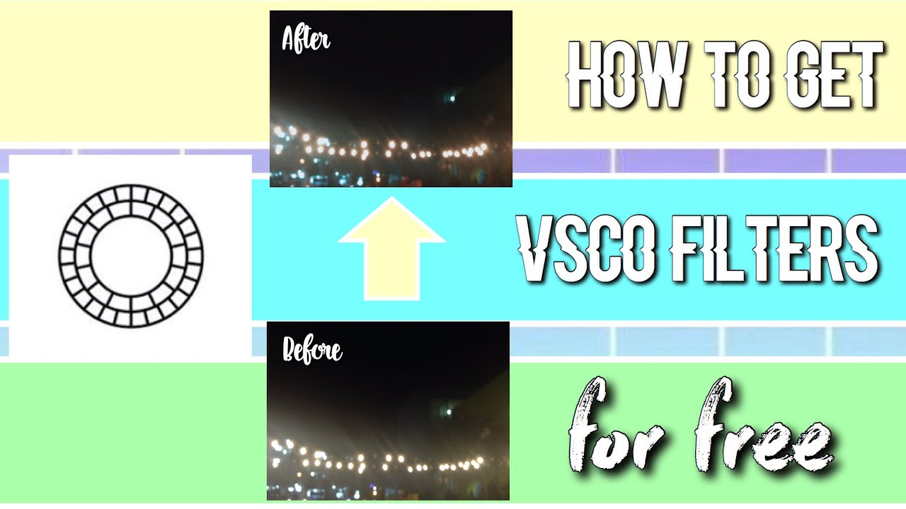 How to get VSCO filters for free (VSCO Hack!) | Therese Binayan