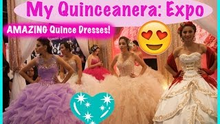 Quinceanera Dresses Expo 2015/2016 - MyQuinceanera