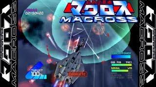 MACROSS VF-X2 (マクロス VF-X2) - PSX Longplay - NO DEATH RUN (Good Ending) (Complete Walkthrough)