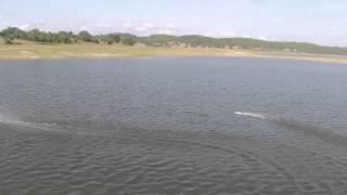 RC Airboat, Bullet & Jetboat em Barragem Pego Altar