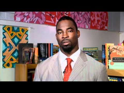 Justin Tuck - Read Every Day PSA - Key to a Better Life