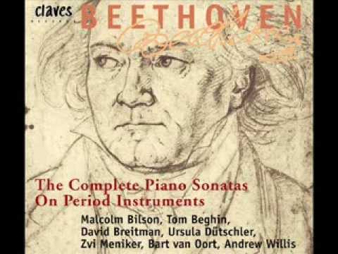 David Breitman - Beethoven: The Complete Piano Sonatas On Period Instruments / CD 10 Track 04