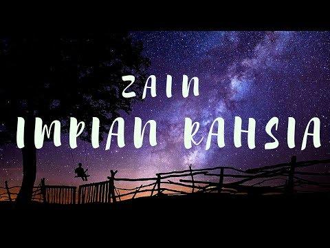 Zain Ruhani - Impian Rahsia [OST Drama Melankolia] (Lirik Video)| ความรักที่ลับ (เนื้อเพลงวิดีโอ)