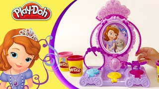 Play Doh da Princesinha Sofia / Pig Boss Toy