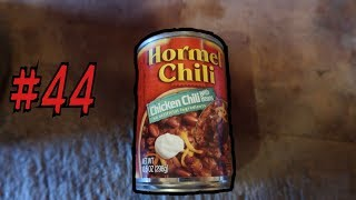 PineGrove Cookin Thursdays EP #44 Hormel Canned Chicken Chili