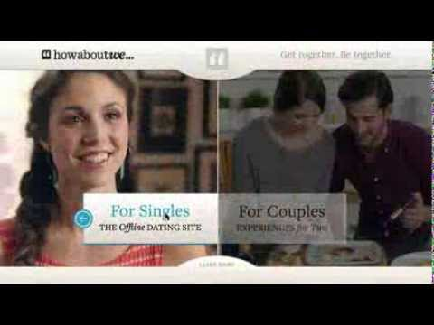 """HowAboutWe.com TV Commercial """"Be Together"""""""