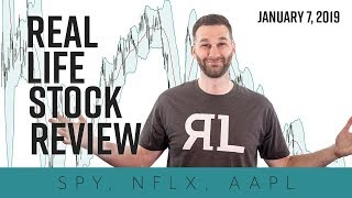 Real Life Stock Review January 7, 2019
