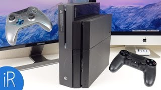 Xbox One besser als PS4?! - PS4 vs Xbox One