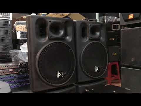 LOA B3 S210 bass 25 + Cục đẩy DK600__gửi a Phương__Thanh Hoá__ĐT QUANG NGỌC 0984382283_0987201088