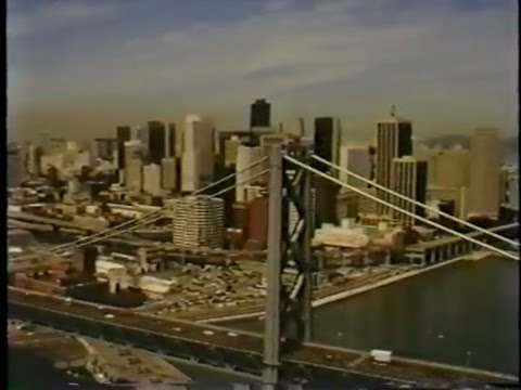 San Francisco tour 1980s
