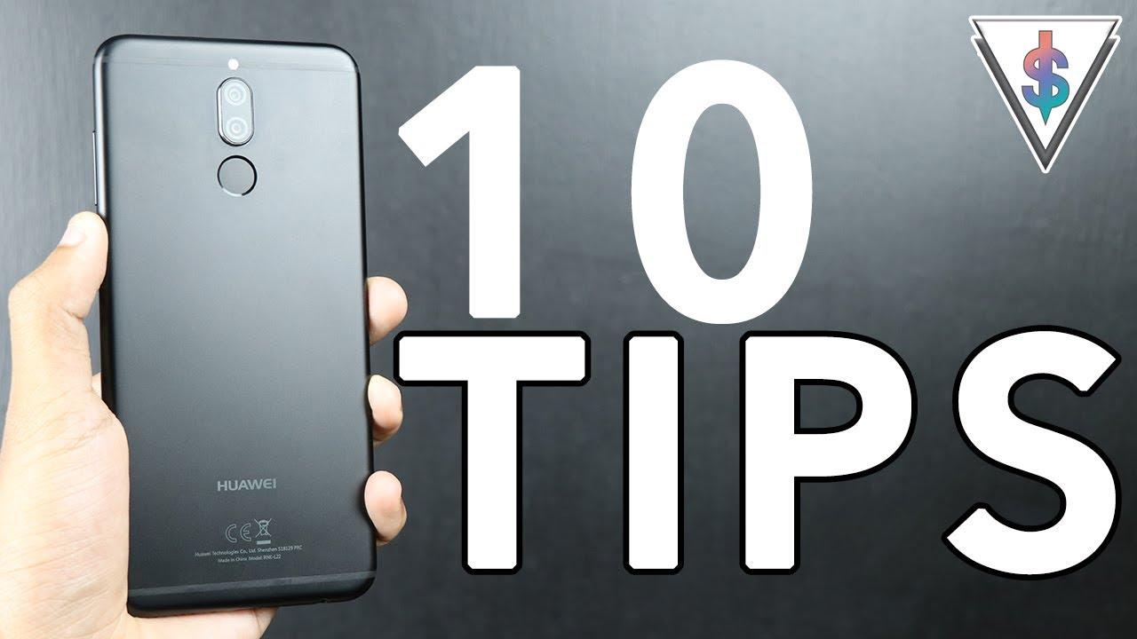 10 Awesome software tips for the Huawei Nova 2i!