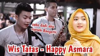 Nyesekkk Bangettt - WIS TATAS - Happy Asmara Live Ngamen Di Menoewa Kopi Jogja
