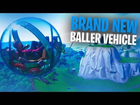 BRAND NEW FORTNITE VEHICLE - BALL FIGHT!! W/ NINJA, DRLUPO & FEARITSELF - Fortnite Battle Royale thumbnail
